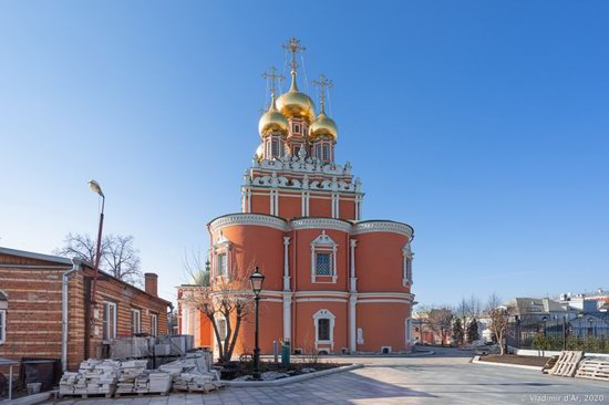 The Resurrection Church in Kadashi Sloboda, Moscow, Russia, photo 7