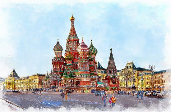 Moscow, Russia, photo 2