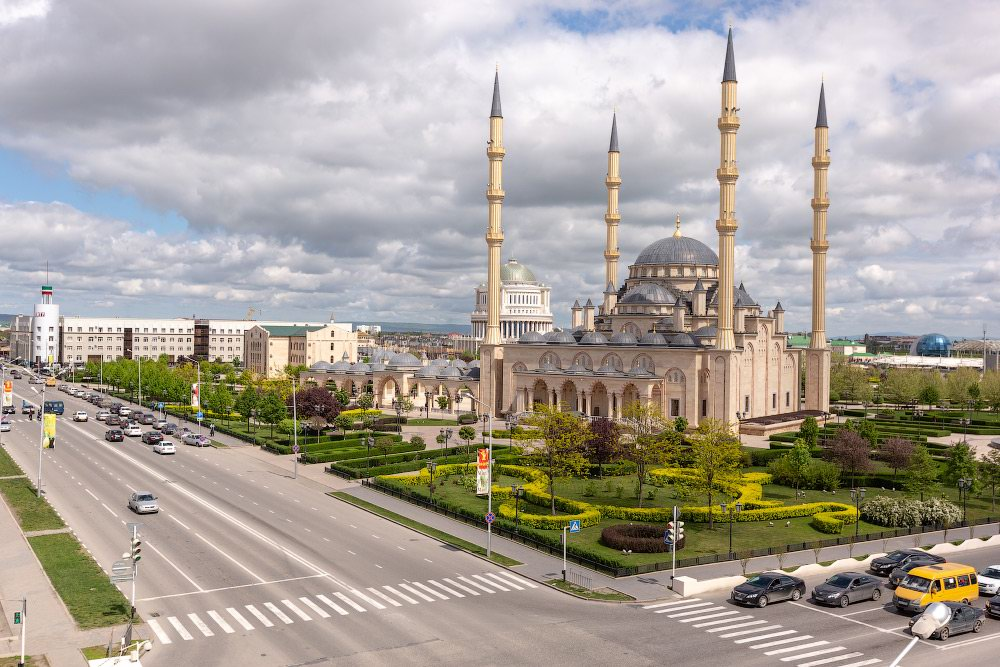 Grozny City Russia Travel Blog