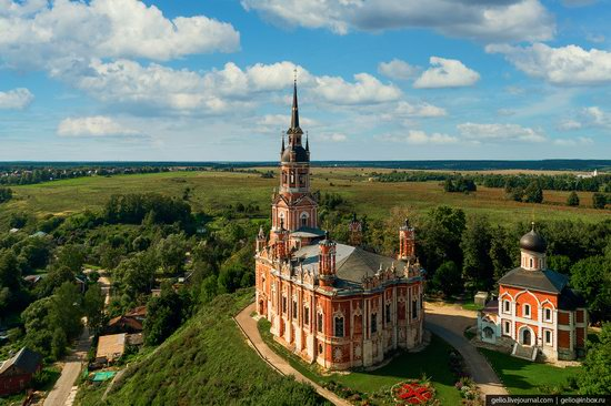 Sights of Moscow Oblast, Russia, photo 1