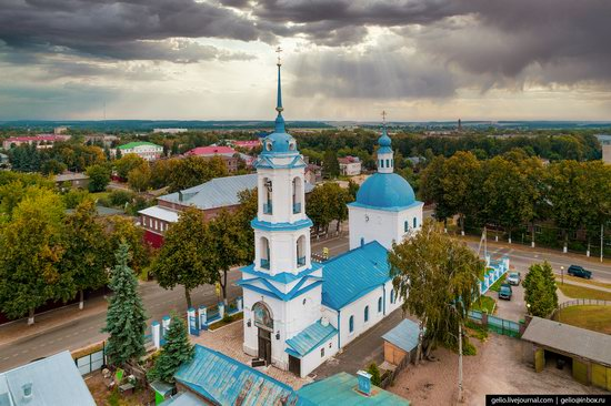 Sights of Moscow Oblast, Russia, photo 12