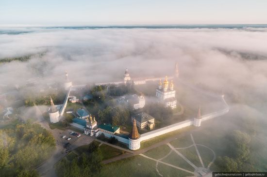 Sights of Moscow Oblast, Russia, photo 15