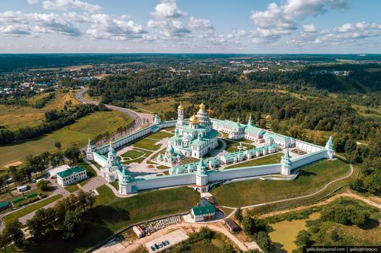 Sights of Moscow Oblast, Russia, photo 16