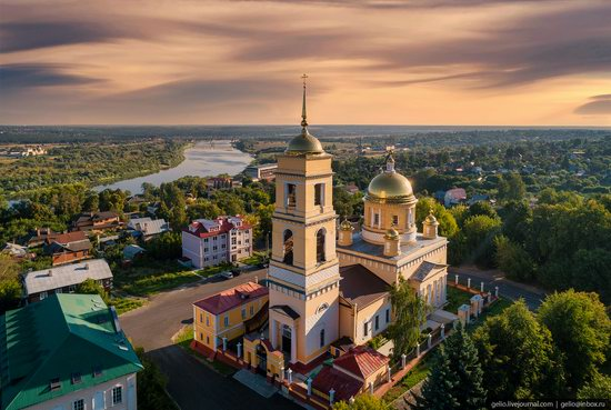 Sights of Moscow Oblast, Russia, photo 17
