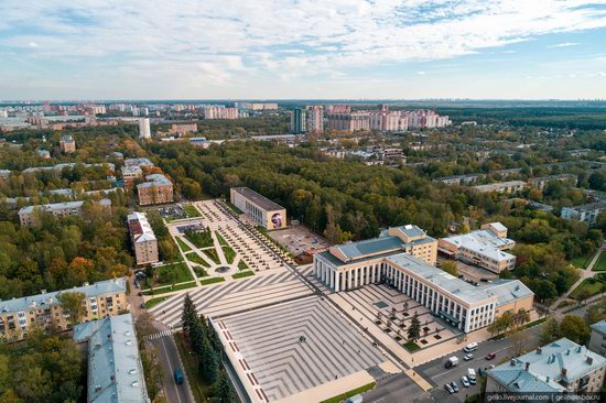 Sights of Moscow Oblast, Russia, photo 18