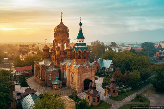 Sights of Moscow Oblast, Russia, photo 19