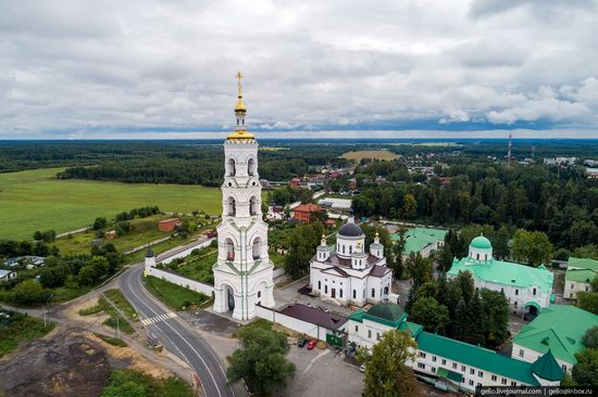 Sights of Moscow Oblast, Russia, photo 2