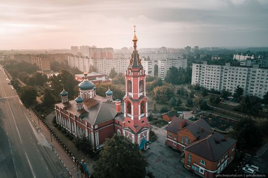 Sights of Moscow Oblast, Russia, photo 20