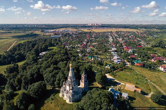 Sights of Moscow Oblast, Russia, photo 21
