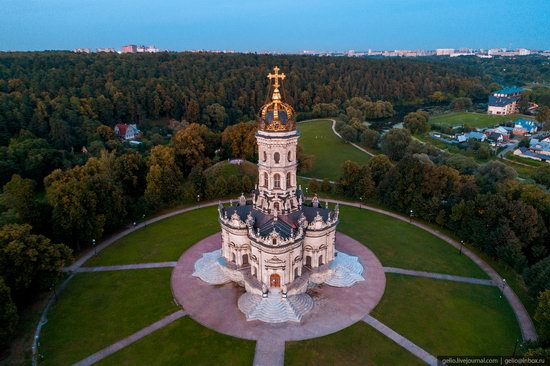 Sights of Moscow Oblast, Russia, photo 22