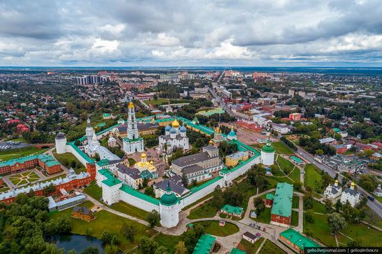 Sights of Moscow Oblast, Russia, photo 23