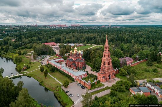 Sights of Moscow Oblast, Russia, photo 24