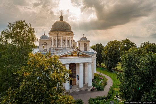 Sights of Moscow Oblast, Russia, photo 25