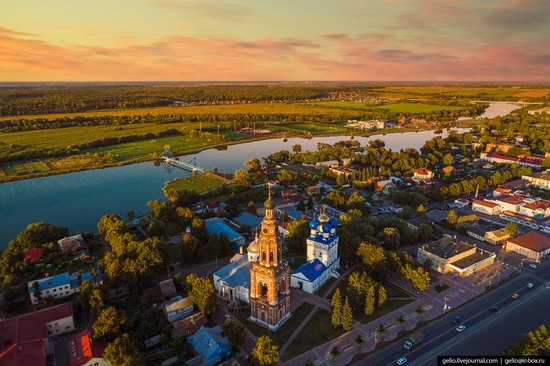 Sights of Moscow Oblast, Russia, photo 5