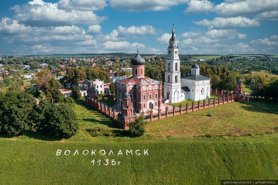 Sights of Moscow Oblast, Russia, photo 6