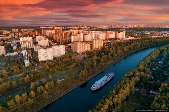 Sights of Moscow Oblast, Russia, photo 9