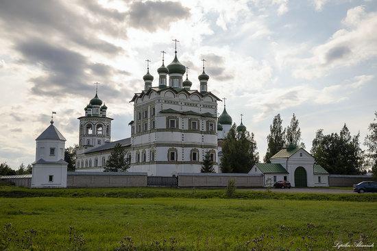 The Nikolo-Vyazhischi Convent, Novgorod Oblast, Russia, photo 16