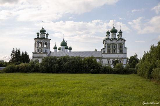 The Nikolo-Vyazhischi Convent, Novgorod Oblast, Russia, photo 17