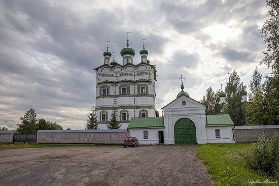 The Nikolo-Vyazhischi Convent, Novgorod Oblast, Russia, photo 2