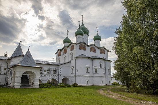 The Nikolo-Vyazhischi Convent, Novgorod Oblast, Russia, photo 4