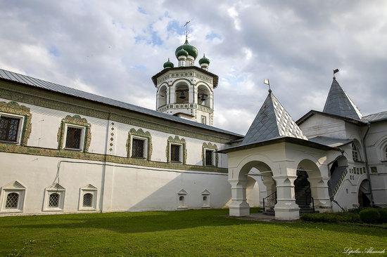 The Nikolo-Vyazhischi Convent, Novgorod Oblast, Russia, photo 5