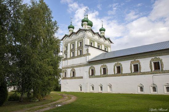 The Nikolo-Vyazhischi Convent, Novgorod Oblast, Russia, photo 6