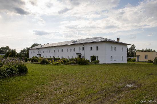 The Nikolo-Vyazhischi Convent, Novgorod Oblast, Russia, photo 7