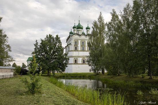 The Nikolo-Vyazhischi Convent, Novgorod Oblast, Russia, photo 8