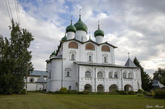 The Nikolo-Vyazhischi Convent, Novgorod Oblast, Russia, photo 9