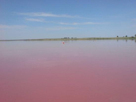 Raspberry Lake, Russia