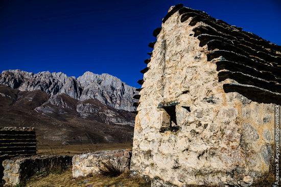 The City of the Dead in Dargavs, North Ossetia, Russia, photo 11