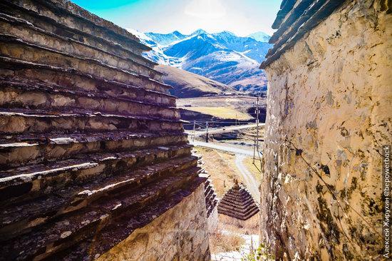 The City of the Dead in Dargavs, North Ossetia, Russia, photo 13