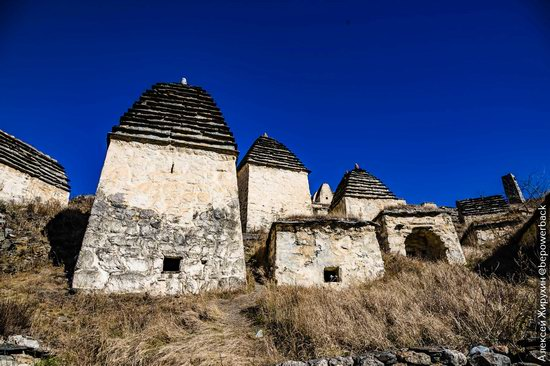The City of the Dead in Dargavs, North Ossetia, Russia, photo 14