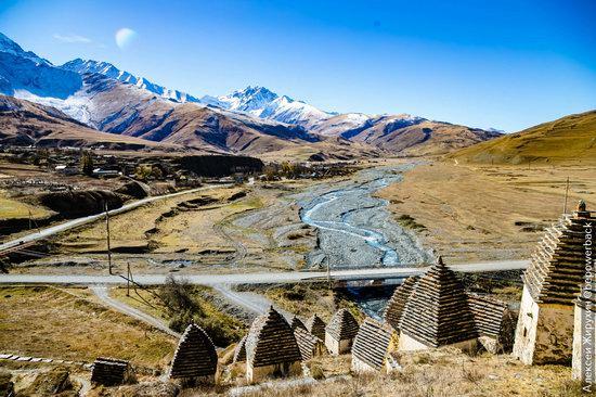 The City of the Dead in Dargavs, North Ossetia, Russia, photo 15