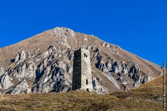 The City of the Dead in Dargavs, North Ossetia, Russia, photo 16