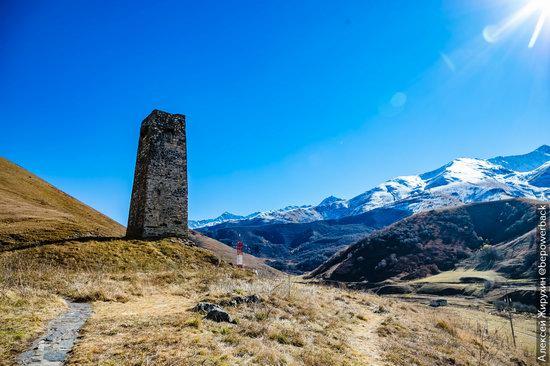 The City of the Dead in Dargavs, North Ossetia, Russia, photo 17