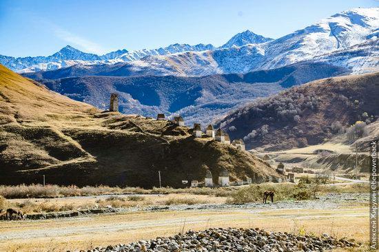 The City of the Dead in Dargavs, North Ossetia, Russia, photo 2