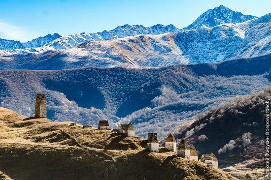 The City of the Dead in Dargavs, North Ossetia, Russia, photo 3