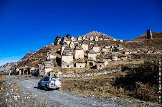 The City of the Dead in Dargavs, North Ossetia, Russia, photo 4