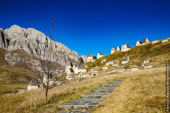 The City of the Dead in Dargavs, North Ossetia, Russia, photo 8