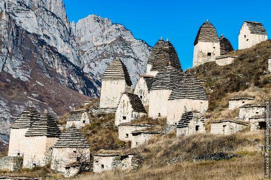 The City of the Dead in Dargavs, North Ossetia, Russia, photo 9