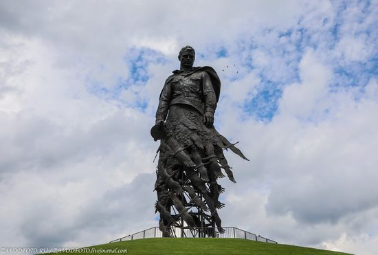 Rzhev Memorial to the Soviet Soldier, Tver Oblast, Russia, photo 10