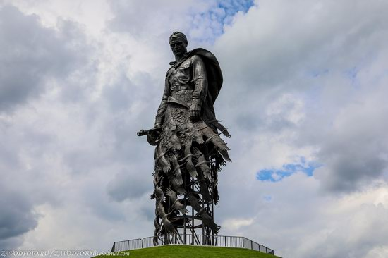 Rzhev Memorial to the Soviet Soldier, Tver Oblast, Russia, photo 2