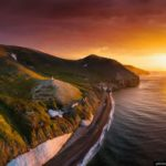 Cape Dezhnev – the only place in Russia with the US in sight