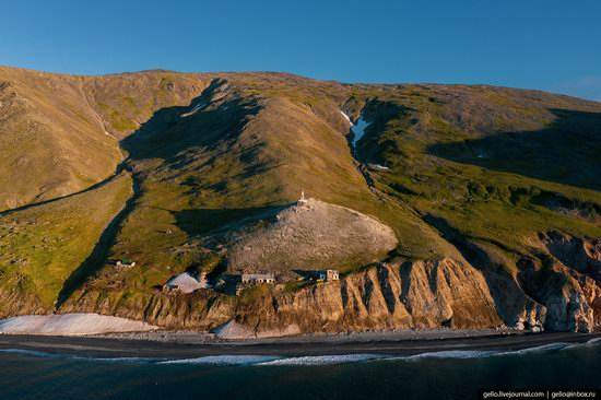 Cape Dezhnev, Russia, photo 10