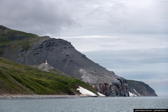 Cape Dezhnev, Russia, photo 17