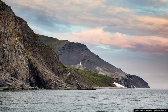 Cape Dezhnev, Russia, photo 2