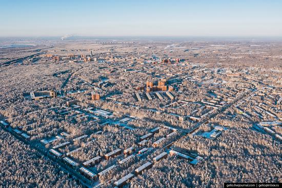 Novosibirsk Akademgorodok, Russia - the scientific center of Siberia, photo 18