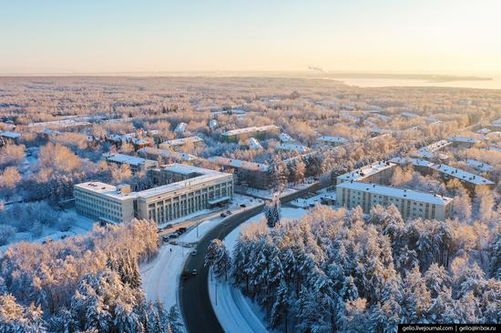 Novosibirsk Akademgorodok, Russia - the scientific center of Siberia, photo 4