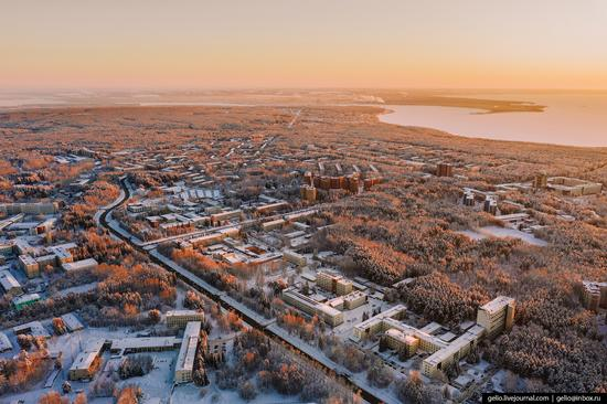 Novosibirsk Akademgorodok, Russia - the scientific center of Siberia, photo 8